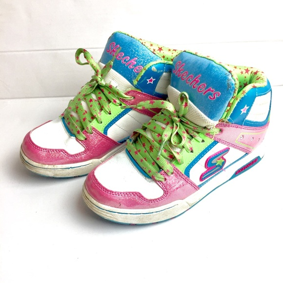 Skechers Shoes | Skechers Colorful High